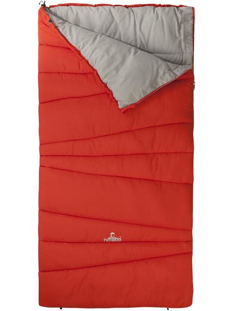 Nomad Melville Junior Sleeping Bag spicy orange/mirage grey